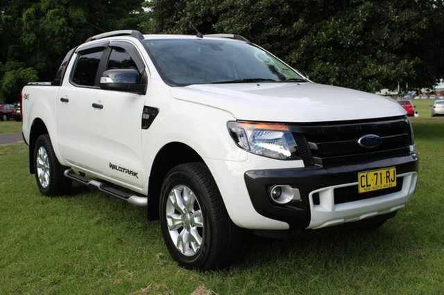 Used Ford Ranger Wildtrak Double Cab, Hamilton, 2015 Ford Ranger Wildtrak Double Cab Utility