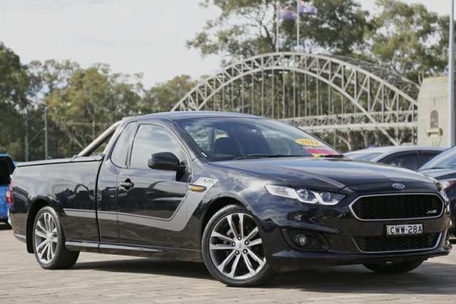 Used Ford Falcon XR6 Ute Super Cab, Warwick Farm, 2014 Ford Falcon XR6 Ute Super Cab Utility