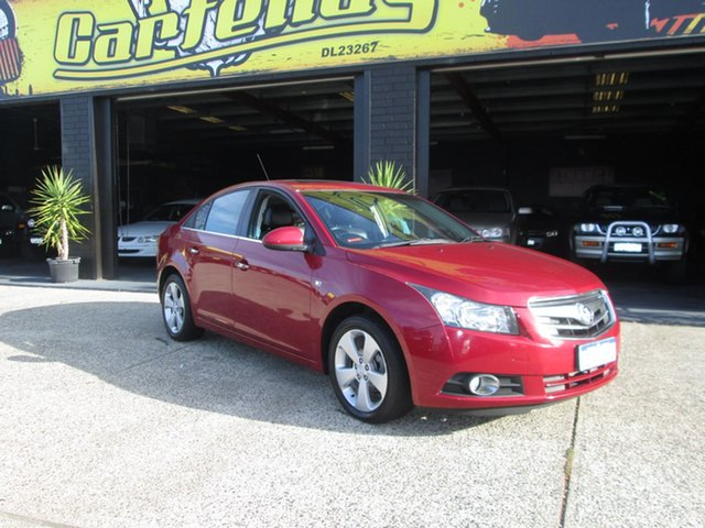 Used Holden Cruze, O'Connor, 2011 Holden Cruze Sedan