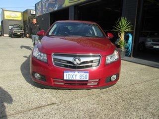 2011 Holden Cruze Sedan.