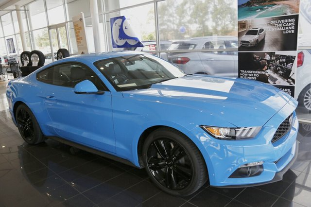Discounted New Ford Mustang Fastback SelectShift, Narellan, 2017 Ford Mustang Fastback SelectShift Fastback