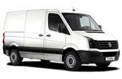 New Volkswagen Crafter Van, Kloster Volkswagen, Hamilton