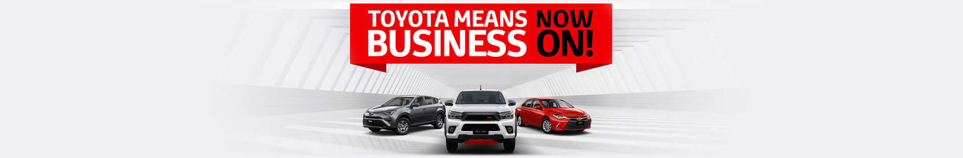 Toyota - National Offer - Special Offers & Great Value