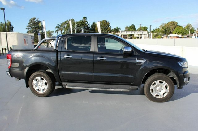 Used Ford Ranger XLT Double Cab, Maroochydore, 2016 Ford Ranger XLT Double Cab PX MkII Utility
