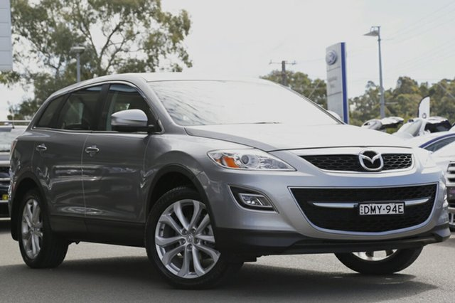 Used Mazda CX-9 Luxury Activematic, Narellan, 2012 Mazda CX-9 Luxury Activematic SUV