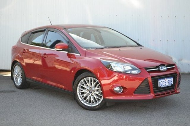 Discounted Used Ford Focus Sport PwrShift, Midland, 2012 Ford Focus Sport PwrShift Hatchback