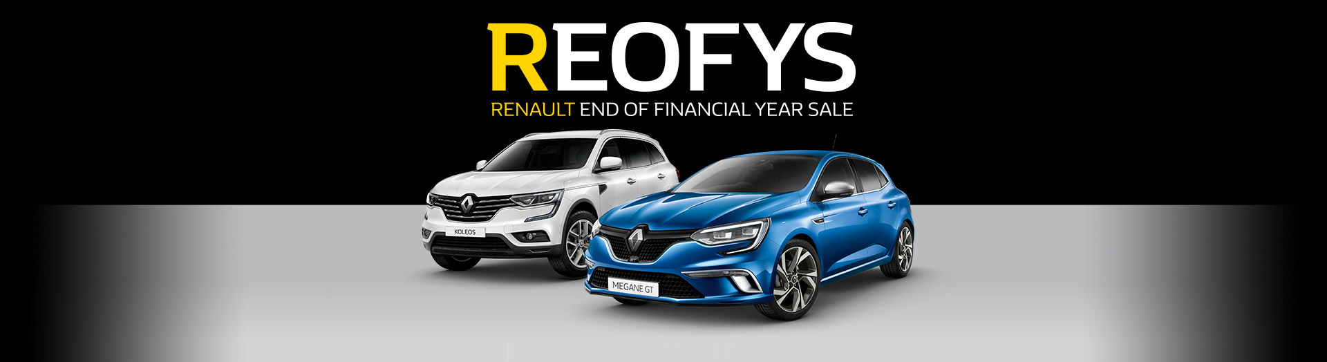 Renault - National Offer - REOFYS Renault End Of Financial Year Sale