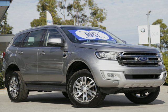 Discounted New Ford Everest Trend, Narellan, 2017 Ford Everest Trend Wagon