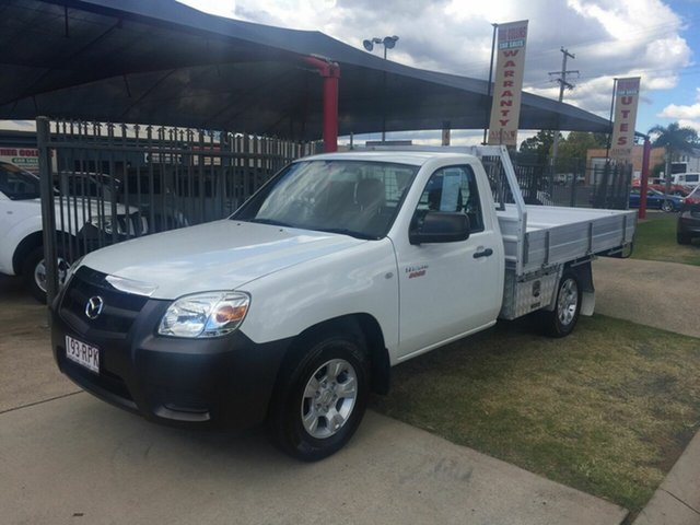 Used Mazda BT-50 Boss B2500 DX, Toowoomba, 2011 Mazda BT-50 Boss B2500 DX Cab Chassis