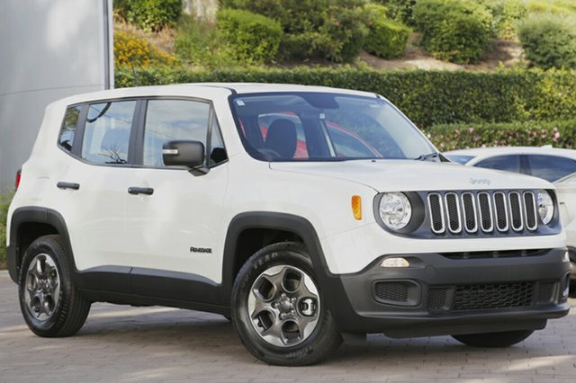 Discounted New Jeep Renegade Sport DDCT, Southport, 2016 Jeep Renegade Sport DDCT SUV