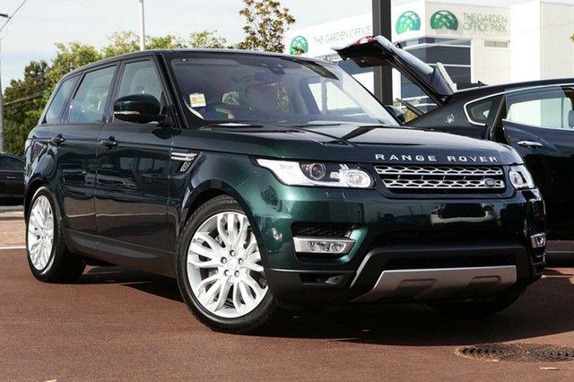 New Land Rover Range Rover Sport SDV6 CommandShift HSE, Osborne Park, 2017 Land Rover Range Rover Sport SDV6 CommandShift HSE Wagon