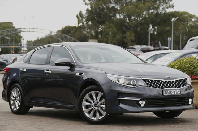 Demonstrator, Demo, Near New Kia Optima SI, Warwick Farm, 2017 Kia Optima SI Sedan