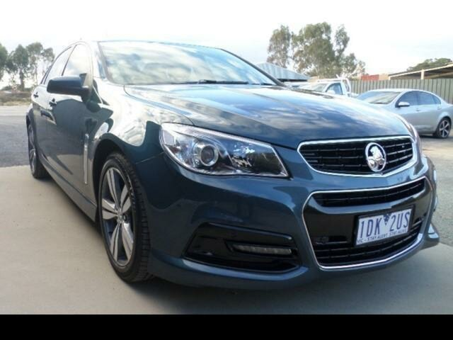 Used Holden Commodore SV6, Wangaratta, 2014 Holden Commodore SV6 Sedan