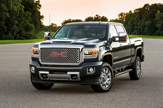 New GMC Sierra Denali 2500 HD, North Lakes, 2017 GMC Sierra Denali 2500 HD Double Cab Utility