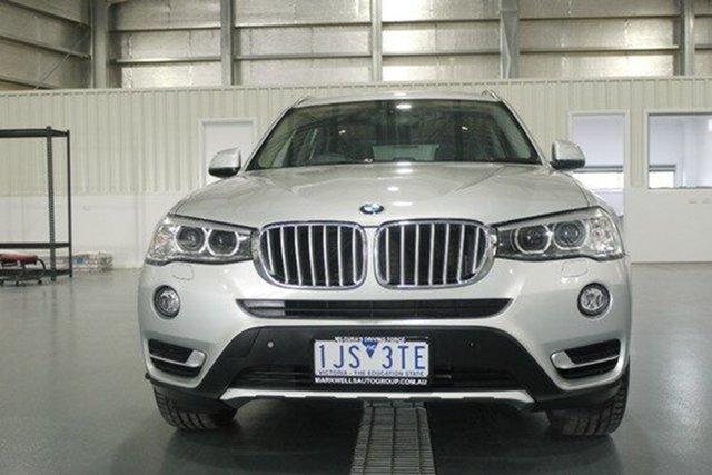 Used BMW X3 xDrive20d, 2014 BMW X3 xDrive20d F25 LCI Wagon