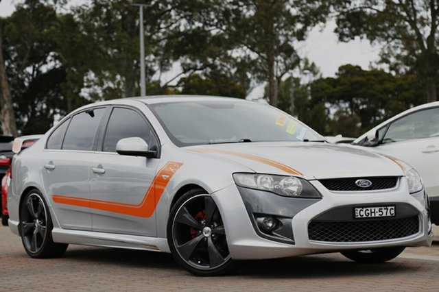 Used Ford Falcon XT, Warwick Farm, 2010 Ford Falcon XT Sedan