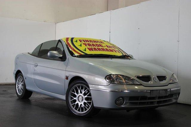 Used Renault Megane Privilege, Underwood, 2003 Renault Megane Privilege Cabriolet