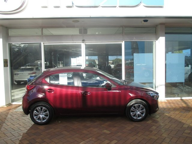 Discounted Demonstrator, Demo, Near New Mazda 2 Neo SKYACTIV-MT, Toowoomba, 2017 Mazda 2 Neo SKYACTIV-MT Hatchback
