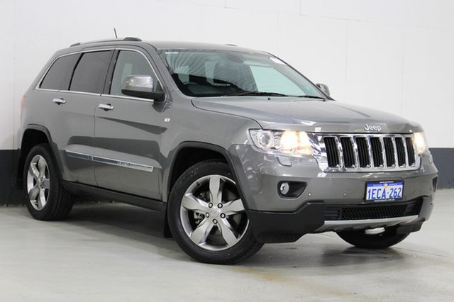 Used Jeep Grand Cherokee Limited (4x4), Bentley, 2012 Jeep Grand Cherokee Limited (4x4) Wagon