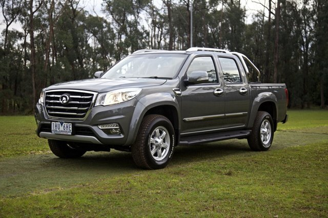 New Great Wall Steed (4x4), North Lakes, 2017 Great Wall Steed (4x4) Dual Cab Utility