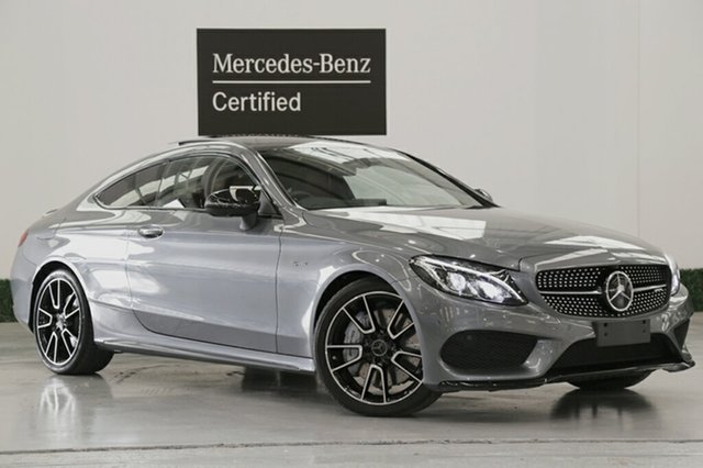 Used Mercedes-Benz C43 AMG 9G-TRONIC 4MATIC, Narellan, 2016 Mercedes-Benz C43 AMG 9G-TRONIC 4MATIC Coupe