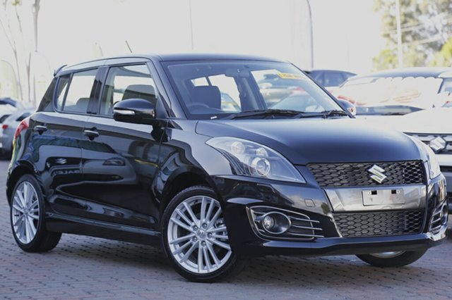 Discounted New Suzuki Swift Sport, Narellan, 2016 Suzuki Swift Sport Hatchback