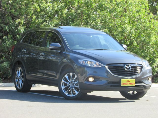 Used Mazda CX-9 Luxury Activematic, 2014 Mazda CX-9 Luxury Activematic Wagon