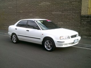 1997 Suzuki Baleno GLX Sedan.