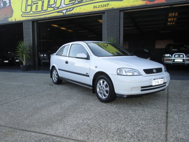 Used Holden Astra SXI, O'Connor, 2004 Holden Astra SXI Hatchback