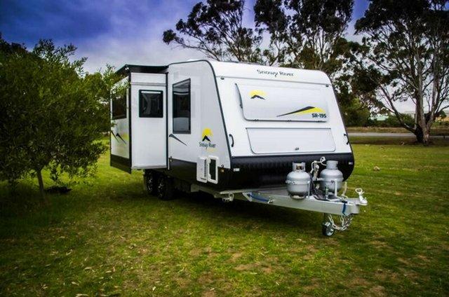 New Snowy River Caravans SR19s, St Marys, 2017 Snowy River Caravans SR19s