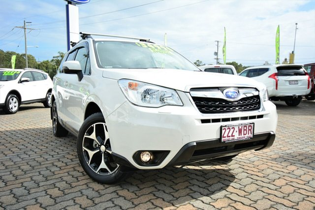 Used Subaru Forester 2.5i-S CVT AWD, Southport, 2015 Subaru Forester 2.5i-S CVT AWD Wagon