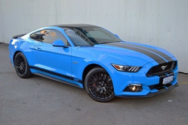 Discounted Demonstrator, Demo, Near New Ford Mustang GT Fastback SelectShift, Midland, 2017 Ford Mustang GT Fastback SelectShift Fastback