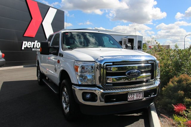 Used Ford F250 Lariat, North Lakes, 2016 Ford F250 Lariat Dual Cab Utility