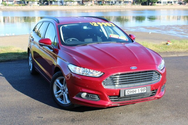 Used Ford Mondeo Ambiente PwrShift, Cardiff, 2015 Ford Mondeo Ambiente PwrShift Wagon