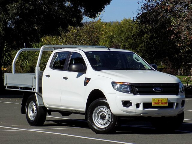 Used Ford Ranger XL Double Cab, 2013 Ford Ranger XL Double Cab Cab Chassis