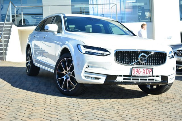 Discounted Demonstrator, Demo, Near New Volvo V90 Cross Country D5 Geartronic AWD Inscription, Southport, 2017 Volvo V90 Cross Country D5 Geartronic AWD Inscription Wagon