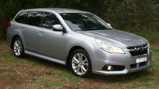 Used Subaru Liberty 2.5X Lineartronic AWD, Queanbeyan, 2014 Subaru Liberty 2.5X Lineartronic AWD Sedan