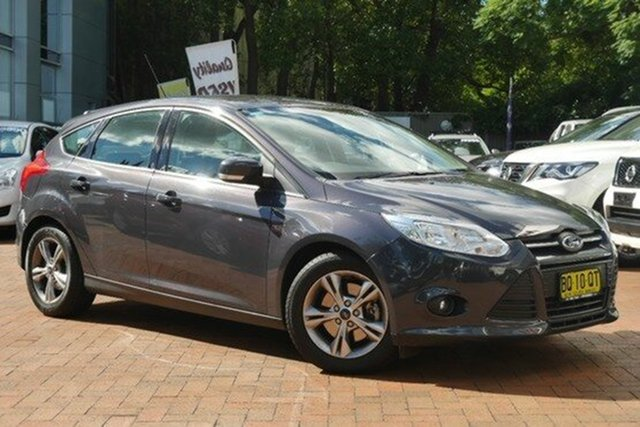 Used Ford Focus Trend PwrShift, Southport, 2012 Ford Focus Trend PwrShift Hatchback