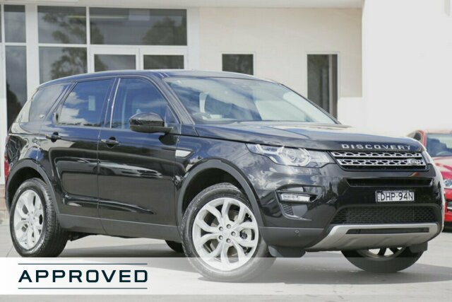 Discounted Used Land Rover Discovery Sport Td4 HSE, Narellan, 2015 Land Rover Discovery Sport Td4 HSE SUV