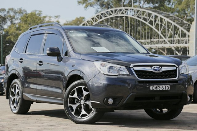 Used Subaru Forester 2.5i-S Lineartronic AWD, Warwick Farm, 2012 Subaru Forester 2.5i-S Lineartronic AWD SUV