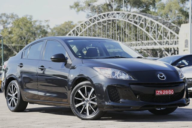 Used Mazda 3 Neo Activematic, Warwick Farm, 2012 Mazda 3 Neo Activematic Sedan