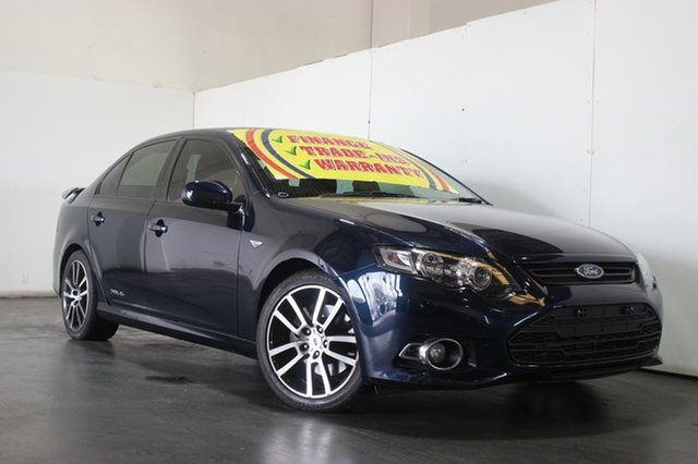 Used Ford Falcon XR6T, Underwood, 2013 Ford Falcon XR6T Sedan