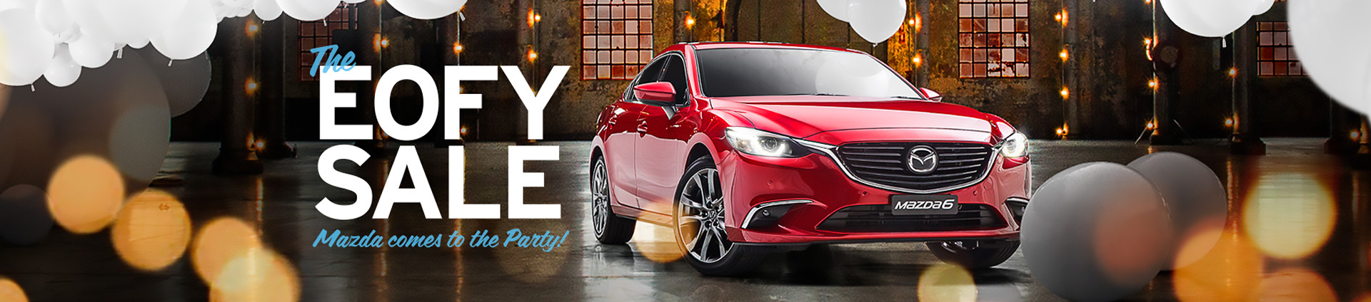 Mazda - The EOFY Sale, Mazda Comes To The Party