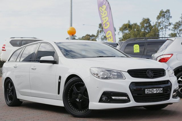 Used Holden Commodore SS Sportwagon Storm, Narellan, 2014 Holden Commodore SS Sportwagon Storm Wagon