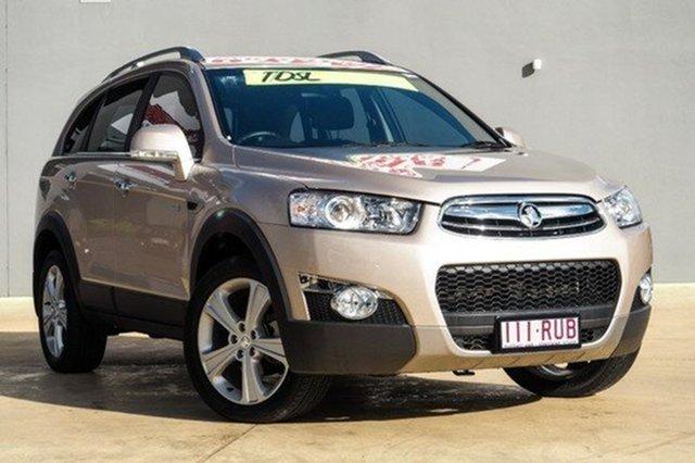 Used Holden Captiva 7 AWD LX, Moorooka, Brisbane, 2011 Holden Captiva 7 AWD LX Wagon