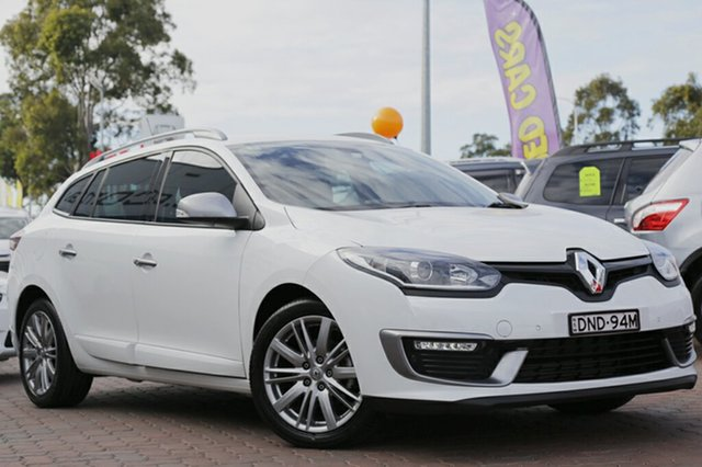 Discounted Used Renault Megane GT-Line Sportwagon EDC, Narellan, 2014 Renault Megane GT-Line Sportwagon EDC Wagon