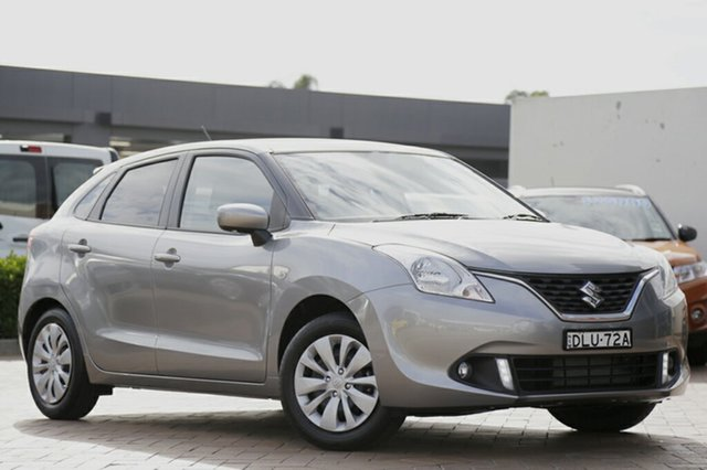 Discounted Demonstrator, Demo, Near New Suzuki Baleno GL, Warwick Farm, 2016 Suzuki Baleno GL Hatchback