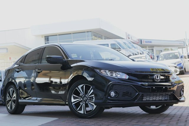Discounted New Honda Civic VTi-L, Narellan, 2017 Honda Civic VTi-L Hatchback