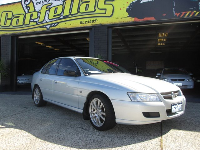 Used Holden Commodore Executive, O'Connor, 2006 Holden Commodore Executive Sedan