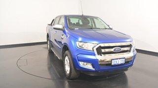 Used Ford Ranger XLT Double Cab, Victoria Park, 2015 Ford Ranger XLT Double Cab Utility.